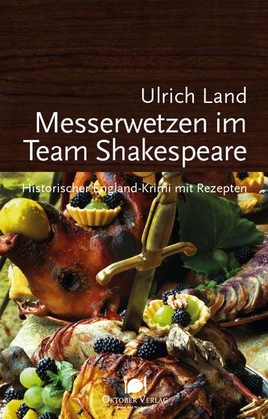 Messerwetzen im Team Shakespeare - Coverbild