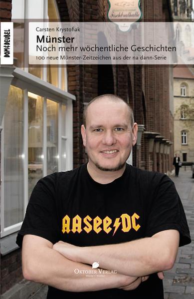 Münster – Noch mehr wöchentliche Geschichten - Coverbild