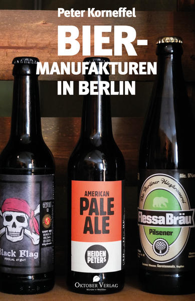 Biermanufakturen in Berlin - Coverbild