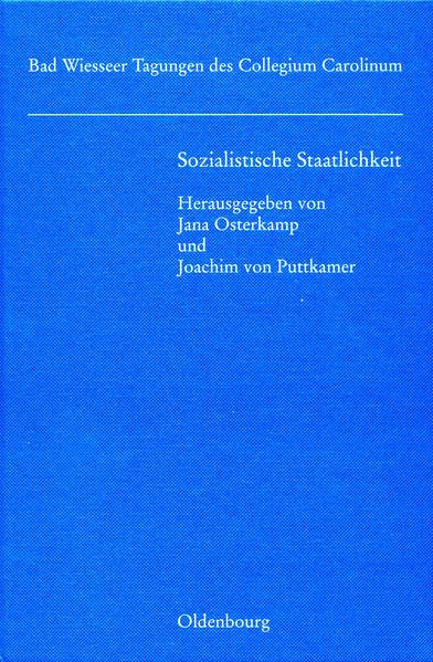 Sozialistische Staatlichkeit - Coverbild