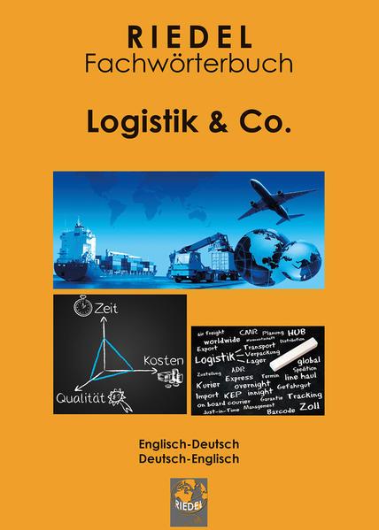 Riedel Fachwörterbuch: Logistik & Co. - Coverbild