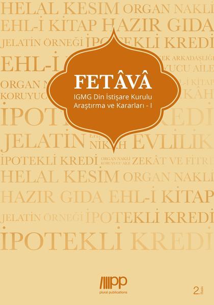 FETÂVÂ - Coverbild