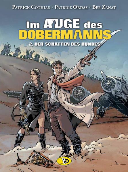 Im Auge des Dobermanns #2 - Coverbild