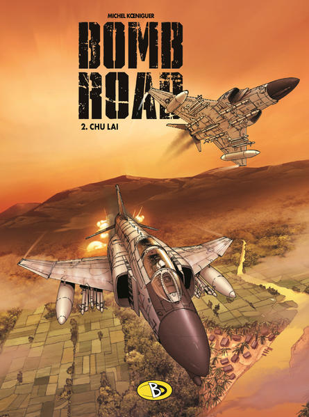 Bomb Road #2 - Coverbild
