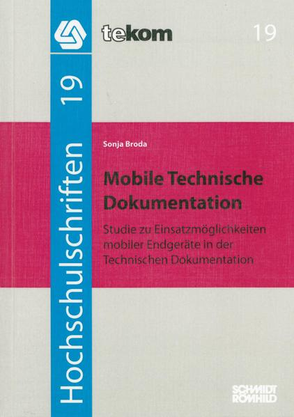 Mobile Technische Dokumentation - Coverbild