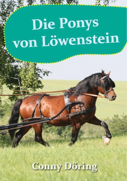 Die Ponys von Löwenstein - Coverbild