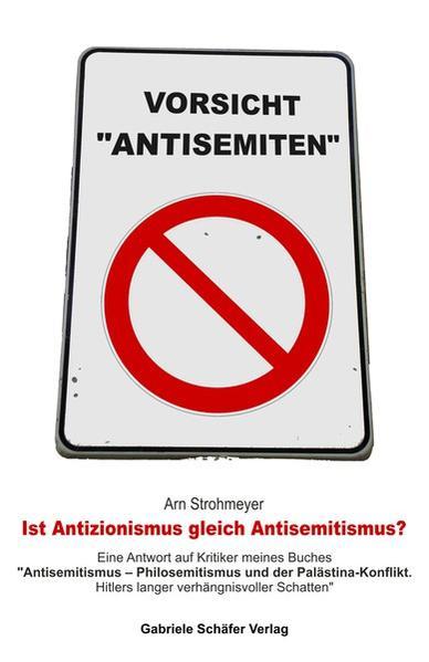 Ist Antizionismus gleich Antisemitismus? - Coverbild