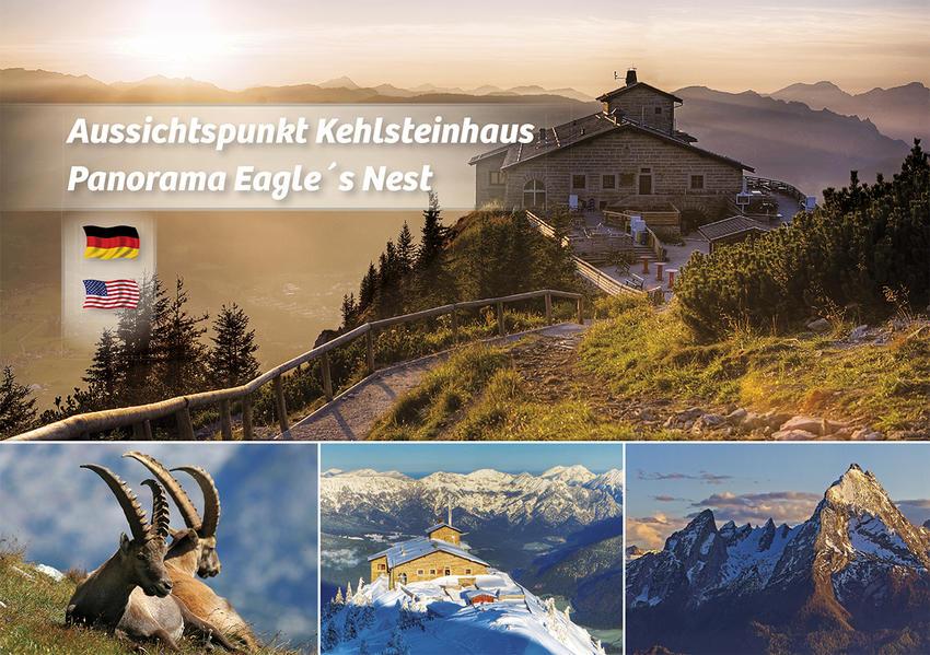 """""""Aussichtspunkt Kehlsteinhaus"""" - DJVU PDF FB2 978-3944501345 von Plenk"""