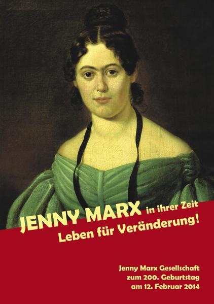 JENNY MARX in ihrer Zeit - Coverbild