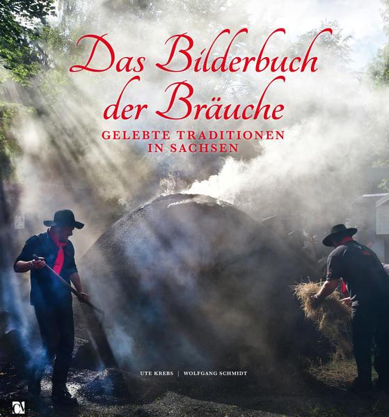 Das Bilderbuch der Bräuche - Coverbild