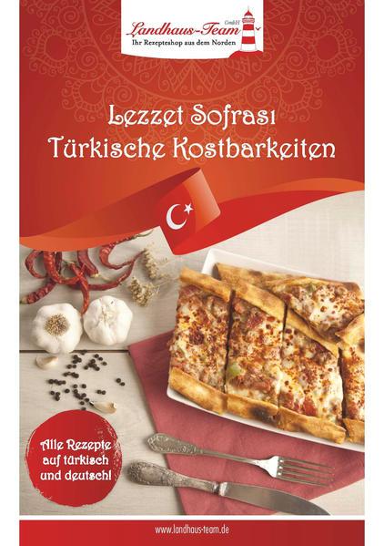 Lezzet Sofrası  - Türkische Kostbarkeiten - Coverbild