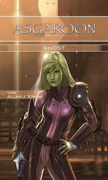 ASGAROON - Ghost - Coverbild