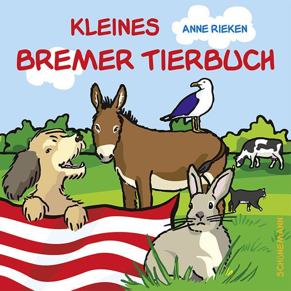 Kleines Bremer Tierbuch - Coverbild