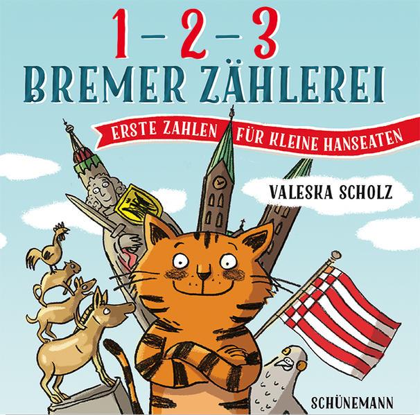 1, 2, 3 – Bremer Zählerei - Coverbild