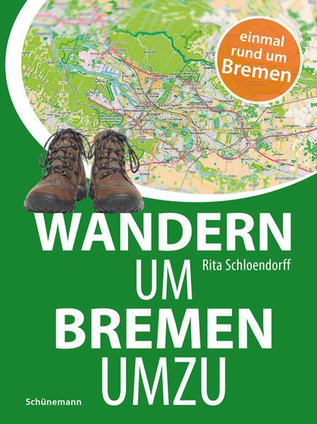 Wandern um Bremen umzu - Coverbild