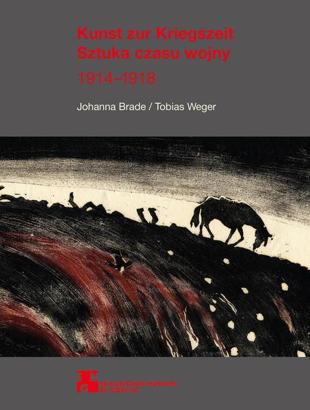 Kunst zur Kriegszeit 1914–1918 - Coverbild