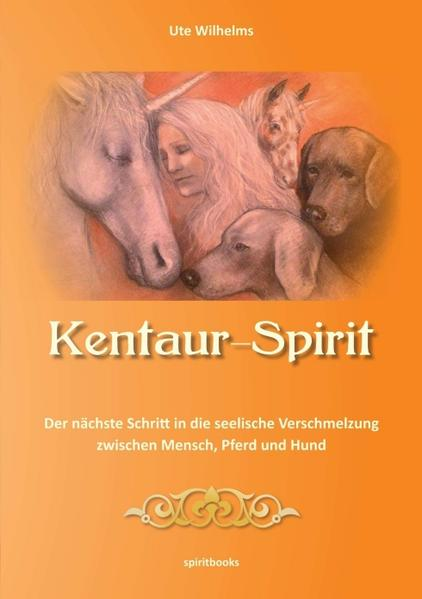 Kentaur- Spirit - Coverbild