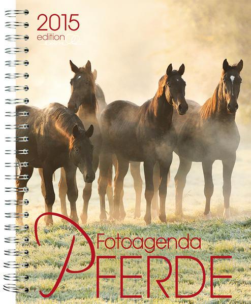 Agenda Pferd 2015 - Coverbild
