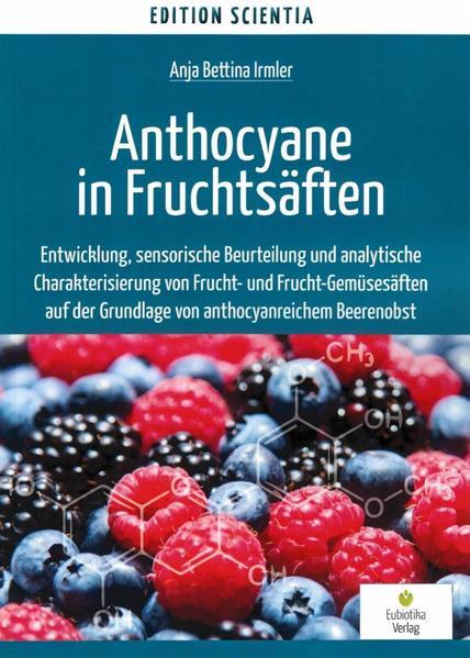 Anthocyane in Fruchtsäften - Coverbild