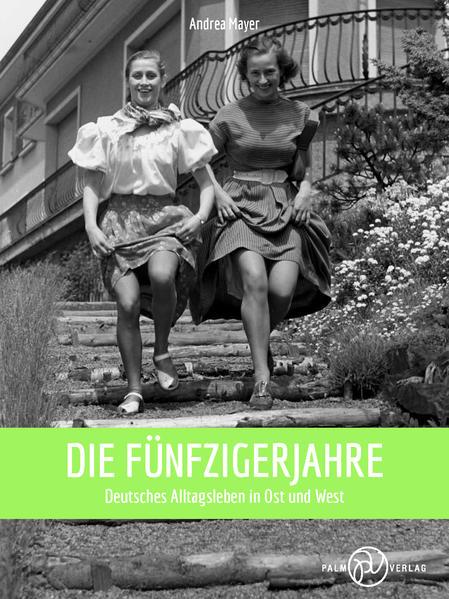 Die Fünfzigerjahre. - Coverbild