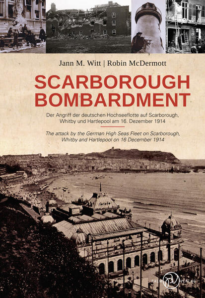 Scarborough Bombardment - Coverbild