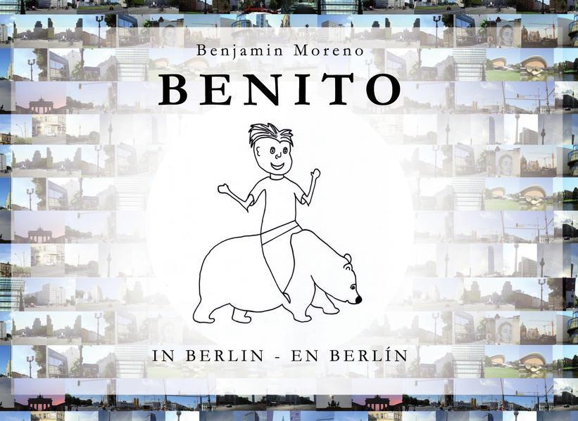 Benito in Berlin – Benito en Berlín - Coverbild