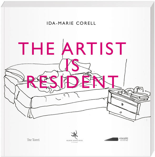 THE ARTIST IS RESIDENT - Coverbild