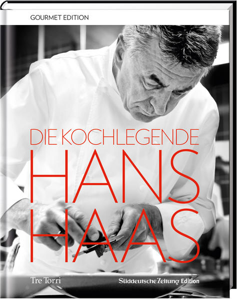 SZ Gourmet Edition: Die Kochlegende Hans Haas - Coverbild