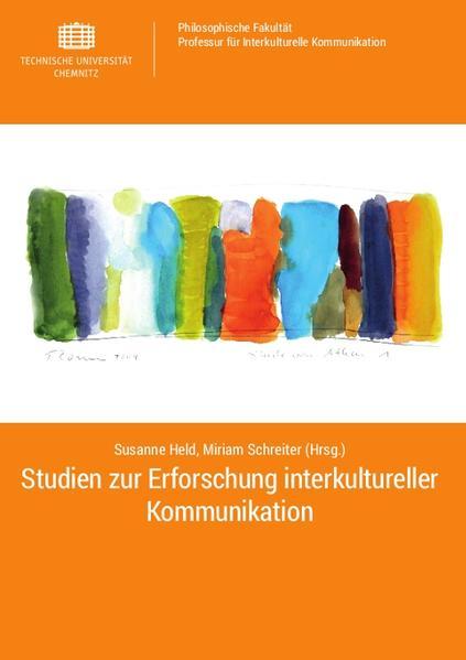 Studien zur Erforschung interkultureller Kommunikation - Coverbild