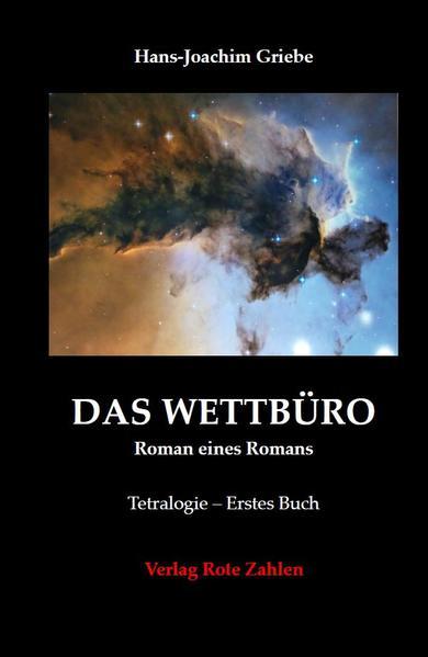 Das Wettbüro - Roman eines Romans - Coverbild