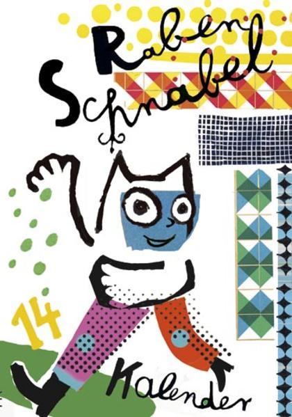 Rabenschnabel Kalender 2014 - Coverbild