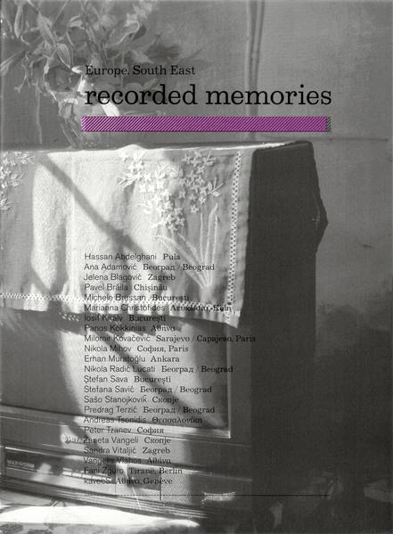 Europe. South East — Recorded Memories - Coverbild