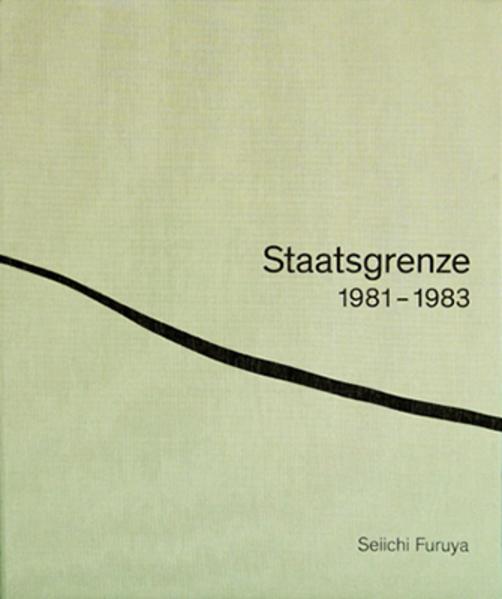 Staatsgrenze - Coverbild
