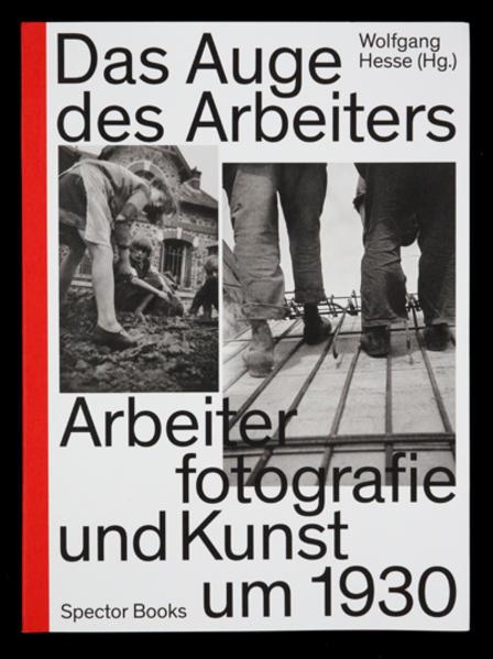Das Auge des Arbeiters - Coverbild