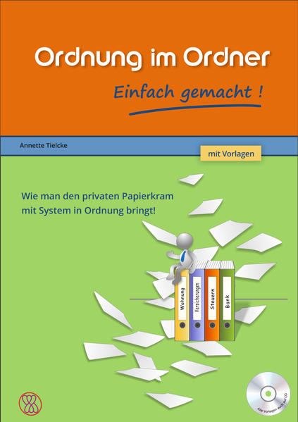 Ordnung im Ordner - Einfach gemacht! - Coverbild