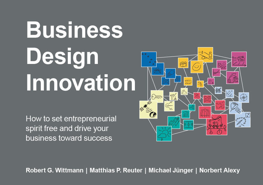 Business Design Innovation - Coverbild
