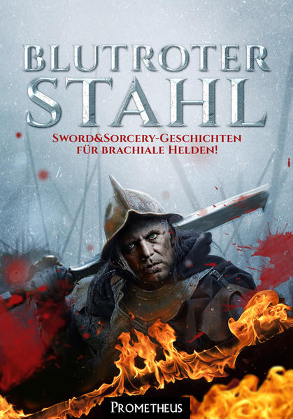 Blutroter Stahl - Coverbild