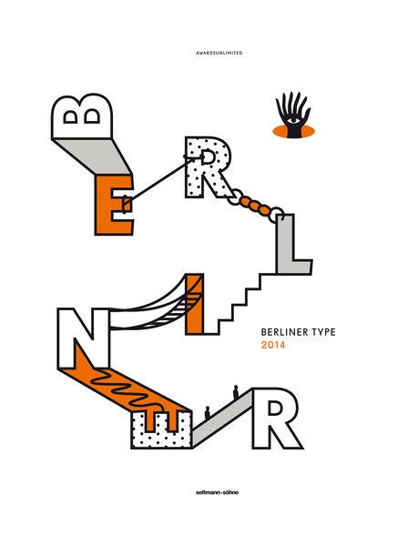 Berliner Type 2014 - Coverbild