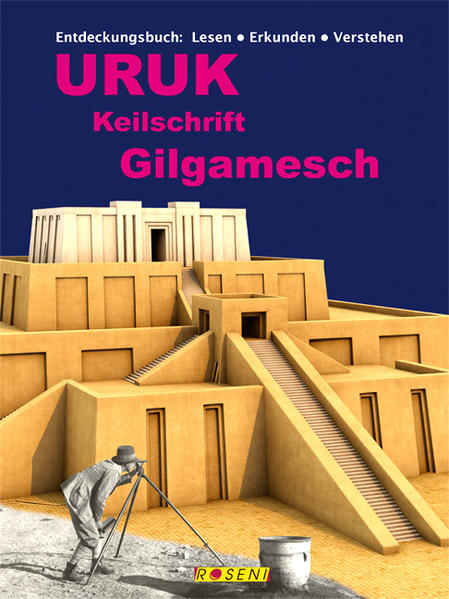 Uruk - Keilschrift - Gilgamesch - Coverbild