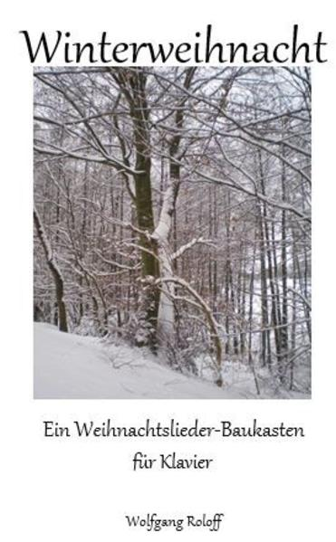 Winterweihnacht - Coverbild