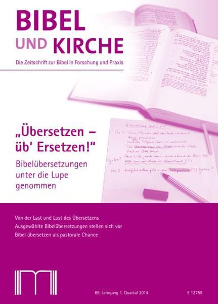 Bibel und Kirche /