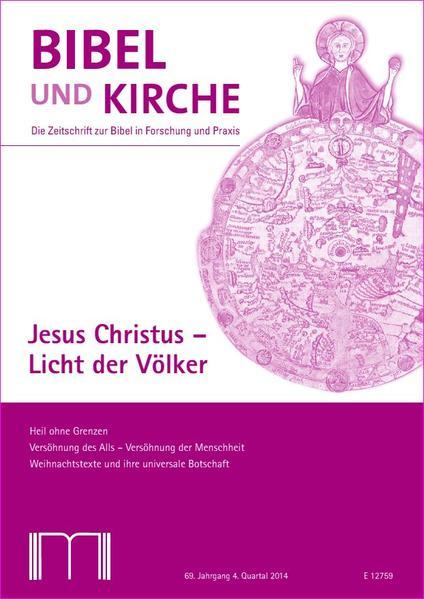 Bibel und Kirche / Jesus Christus - Licht der Völker - Coverbild