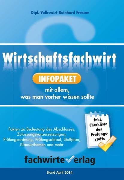 Wirtschaftsfachwirt: Infopaket PDF Herunterladen