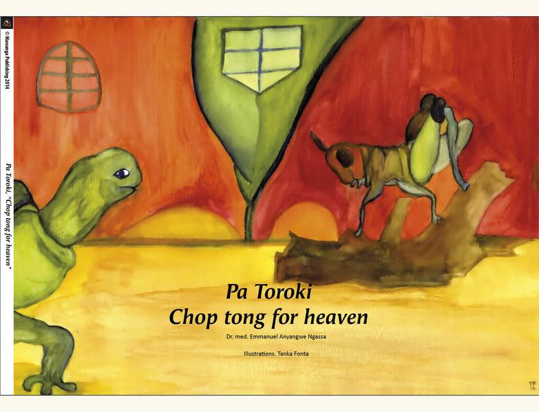 Pa Toroki, Chop tong for heaven - Coverbild