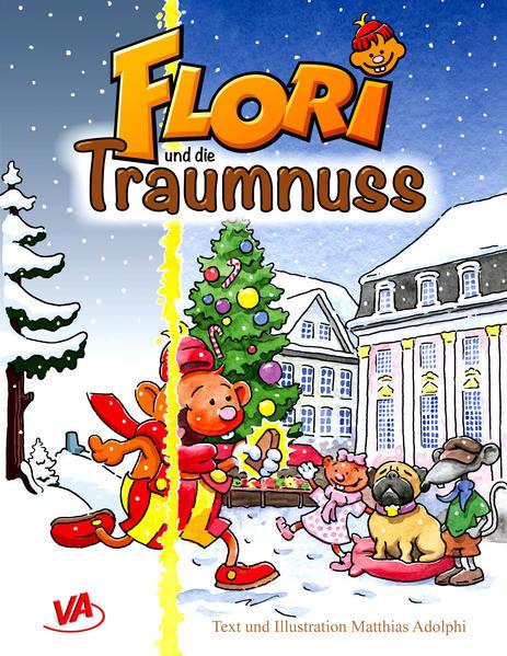 Flori und die Traumnuss - Coverbild
