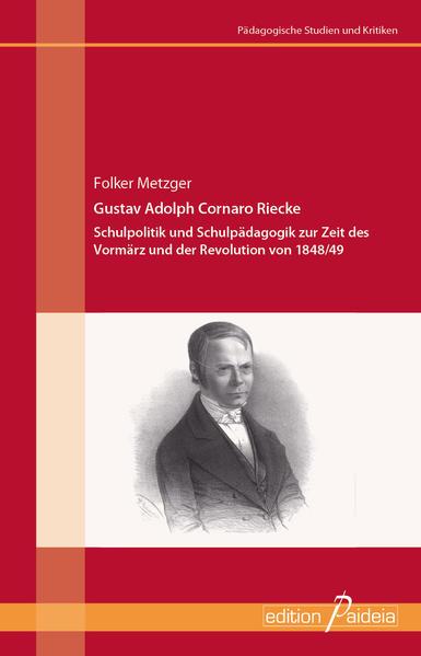 Gustav Adolph Cornaro Riecke - Coverbild