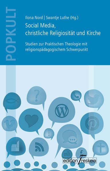 Social Media, christliche Religiosität und Kirche - Coverbild