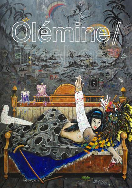 Moritz Schleime: Olémine / Trashers - Coverbild