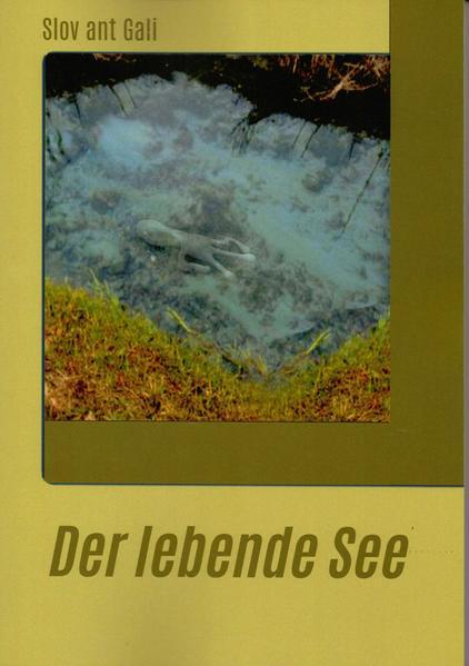 Der lebende See - Coverbild