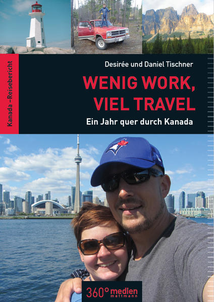 Wenig Work, viel Travel - Coverbild